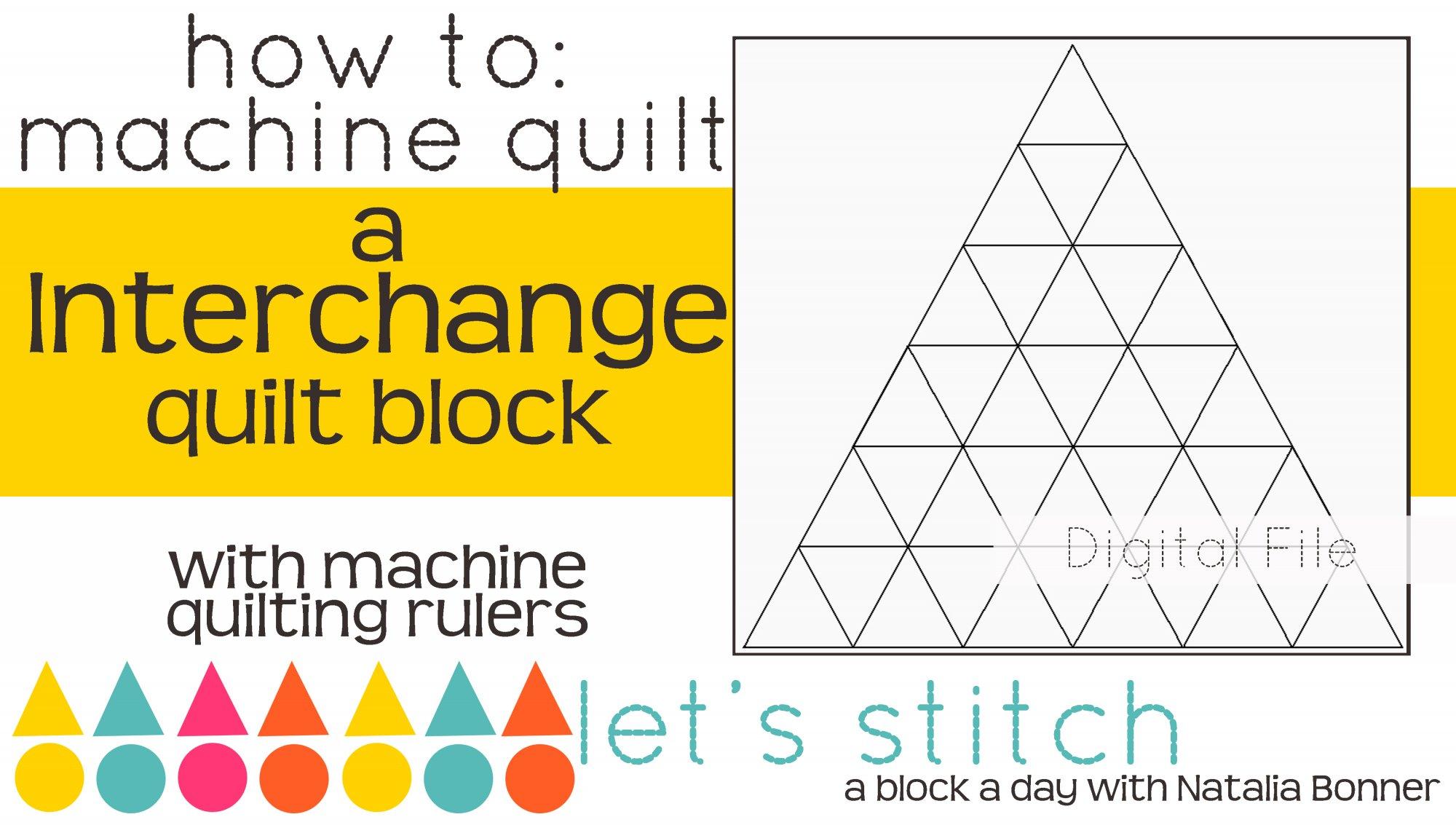 Interchange 6 Block - Digital