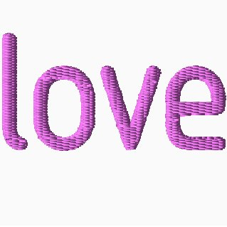Love Embroidery -