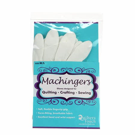 Machingers Quilting Glove - Medium/Large