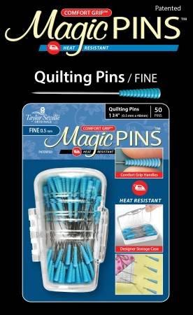 Magic Pins Quilting Fine 100pc