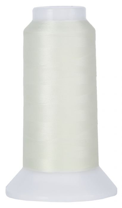 MicroQuilter 3000 Yd Cone - #7001 Natural White