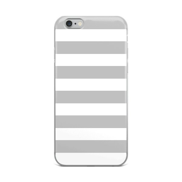 Gray Stripes Phone Case - For Samsung or Iphone