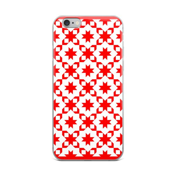 Wrapped In Red Phone Case - For Samsung or Iphone