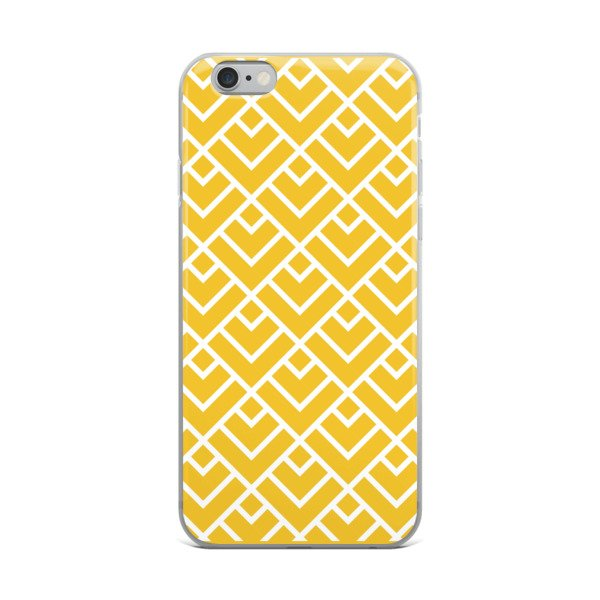 Deep Yellow Phone Case - For Samsung or Iphone