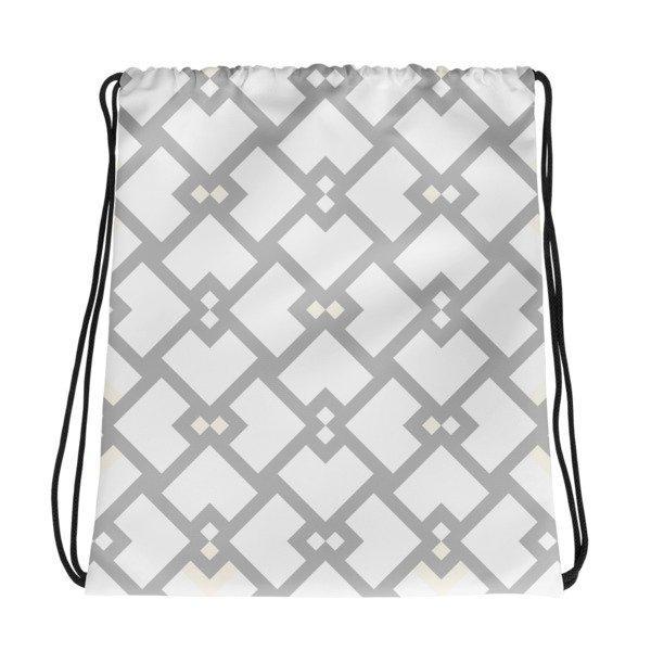 Dappled Draw-string Bag