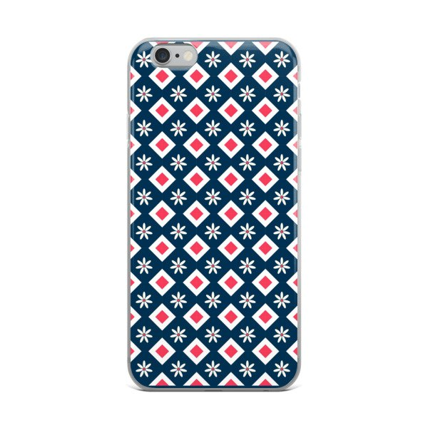 Blue Daisies Phone Case - For Samsung or Iphone