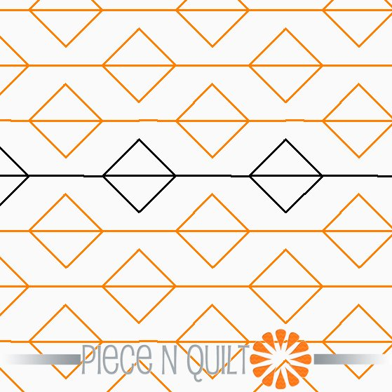 Mod Boxes Pantograph Pattern - Digital