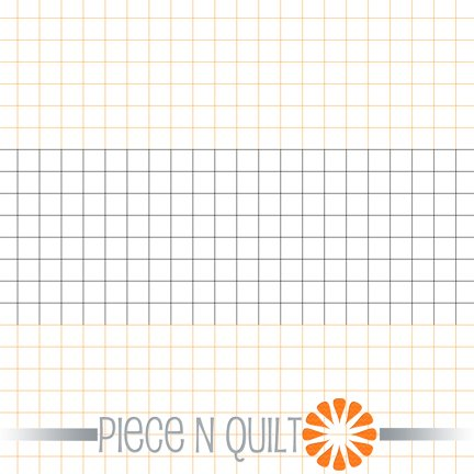 Modern Cross Hatch Pantograph Pattern - Paper