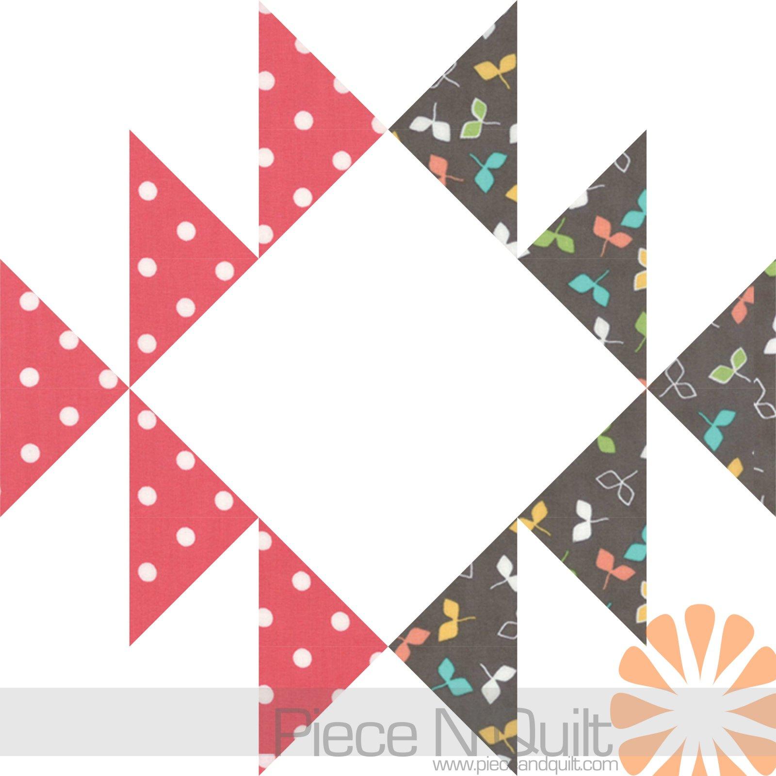 Navajo Star Quilt Pattern