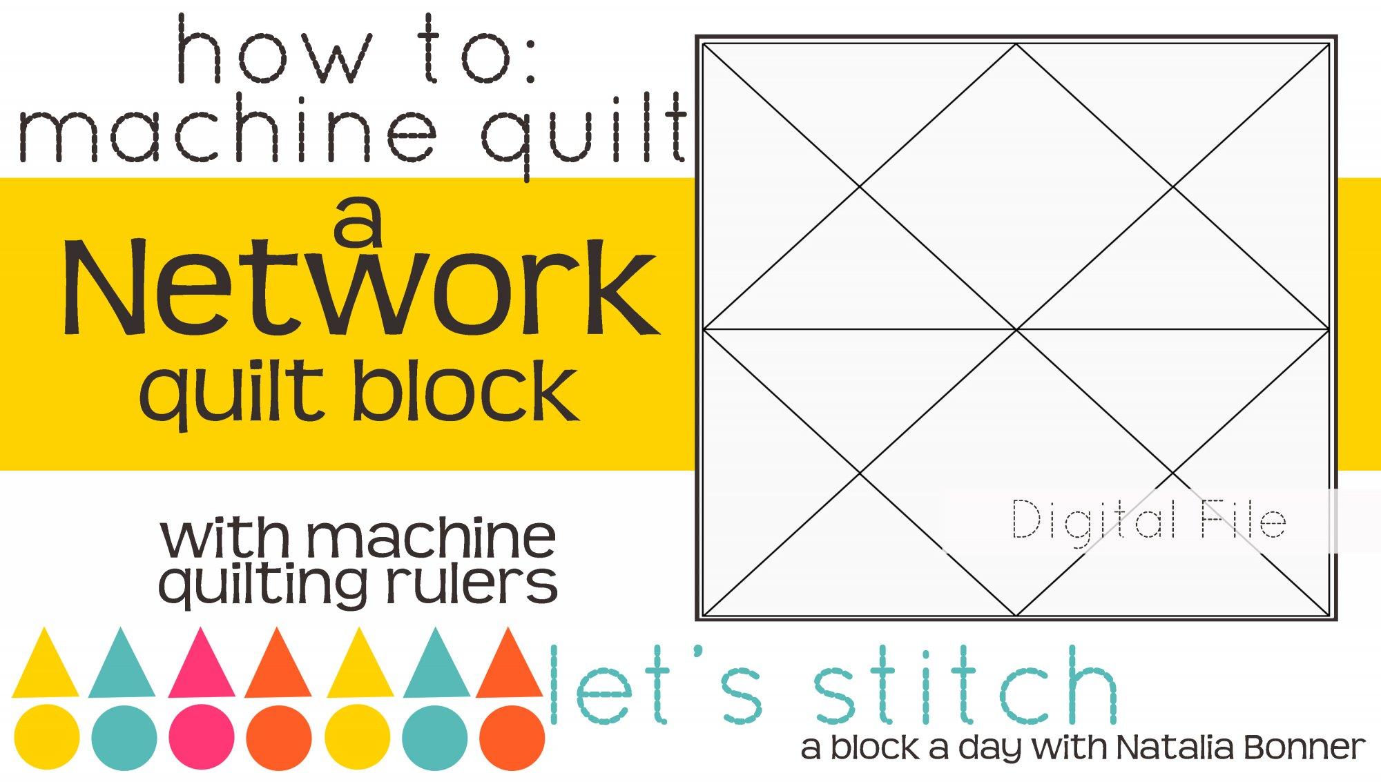 Network 6 Block - Digital