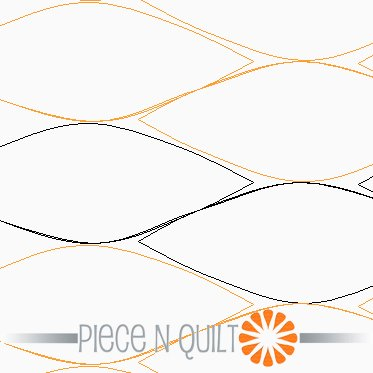 Opal Pantograph Pattern - Digital
