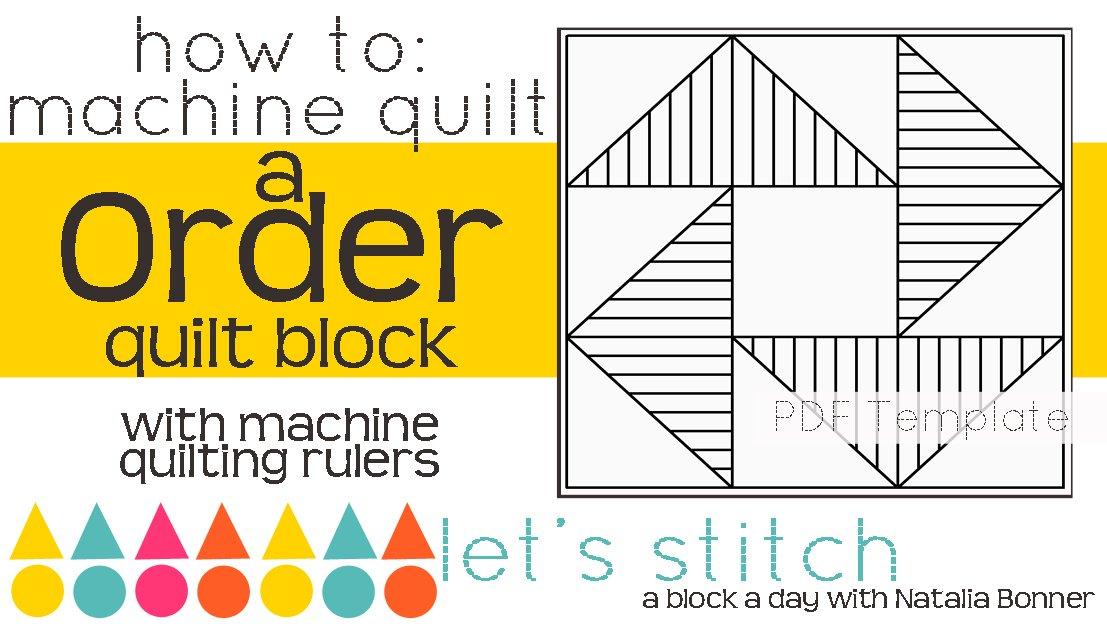 Order 6 Block - Digital