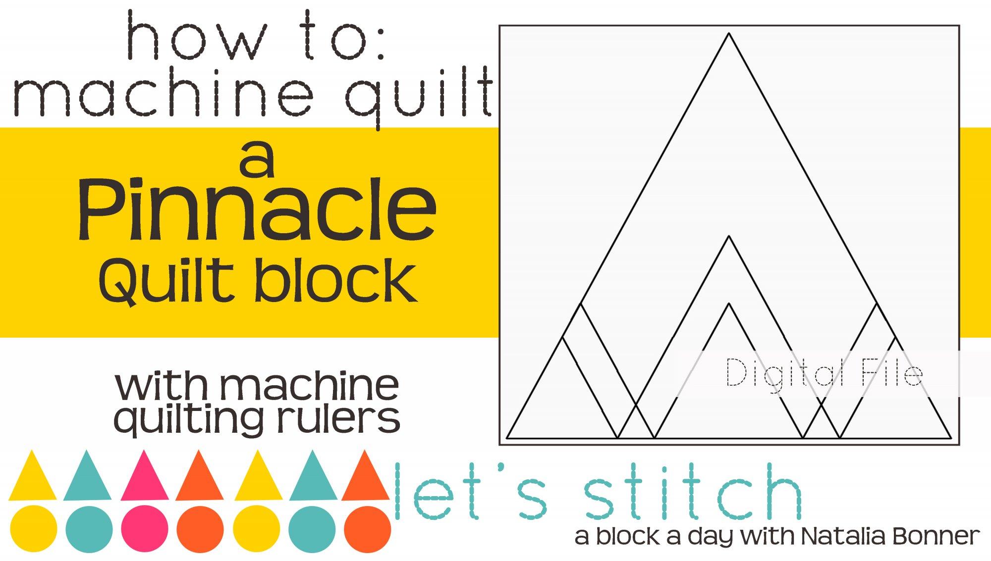 Pinnacle 6 Block - Digital