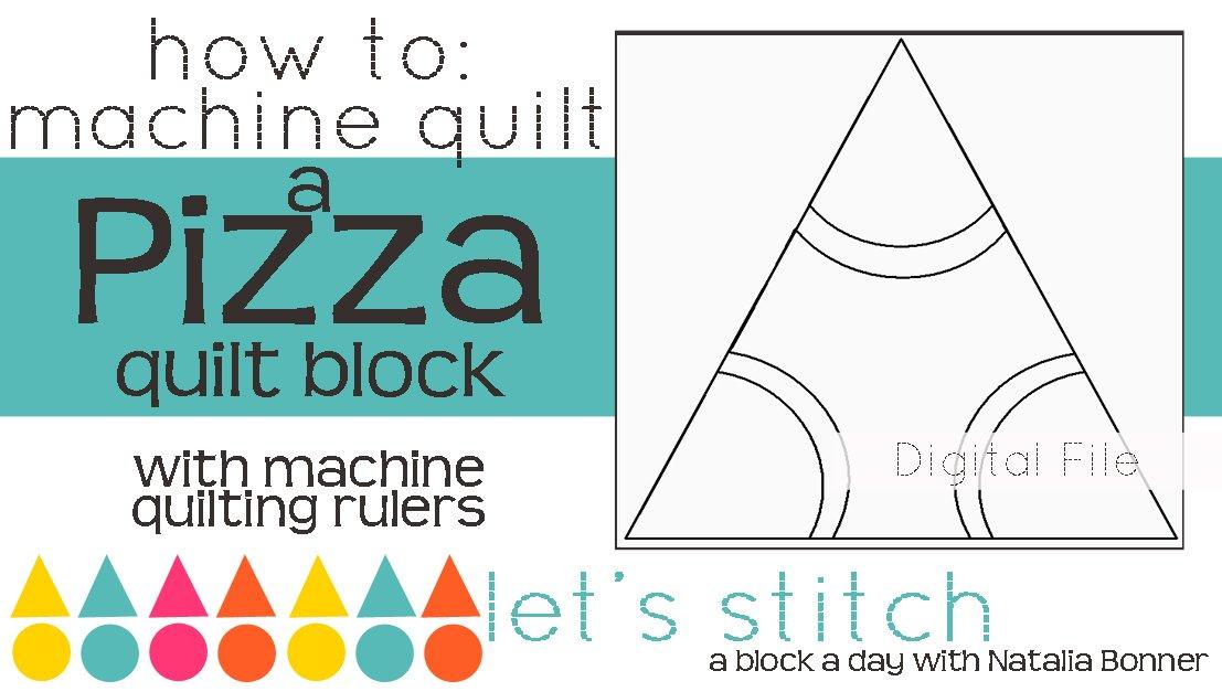 Pizza 6 Block - Digital
