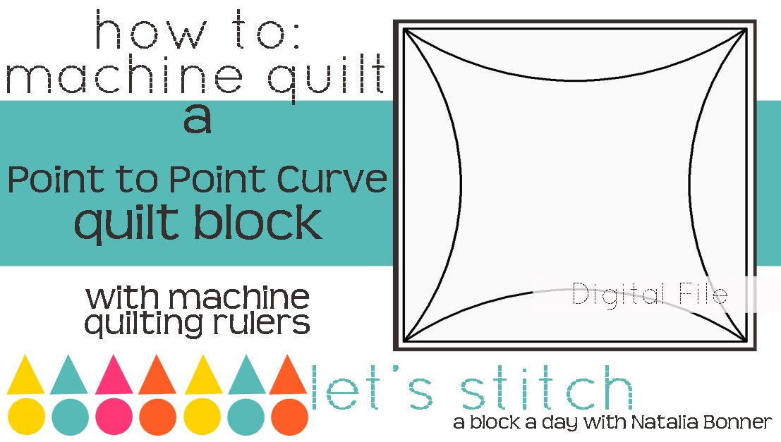 Point to Point Curve 6 Block - Digital