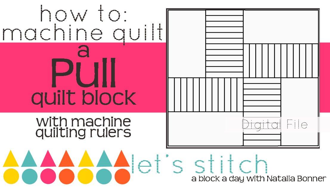 Pull 6 Block - Digital