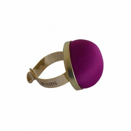 Pincushion with Gilted Bracelet - Purple