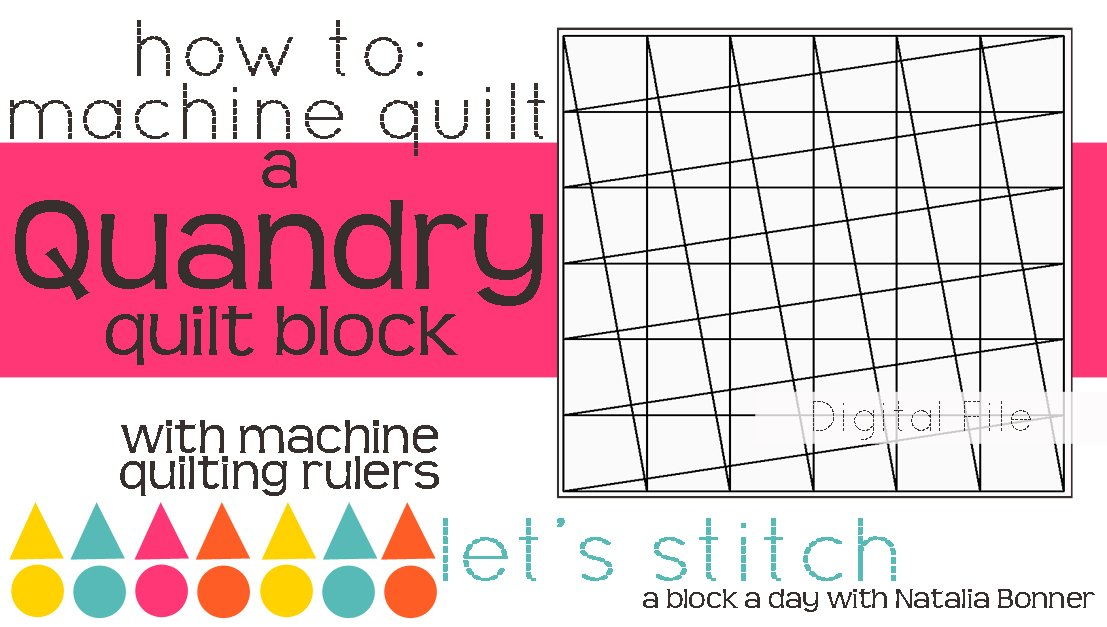 Quandry 6 Block - Digital