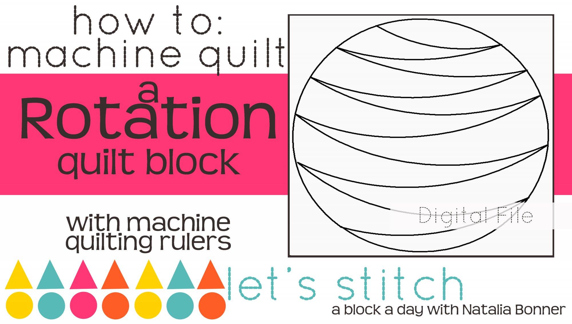 Rotation 6 Block - Digital