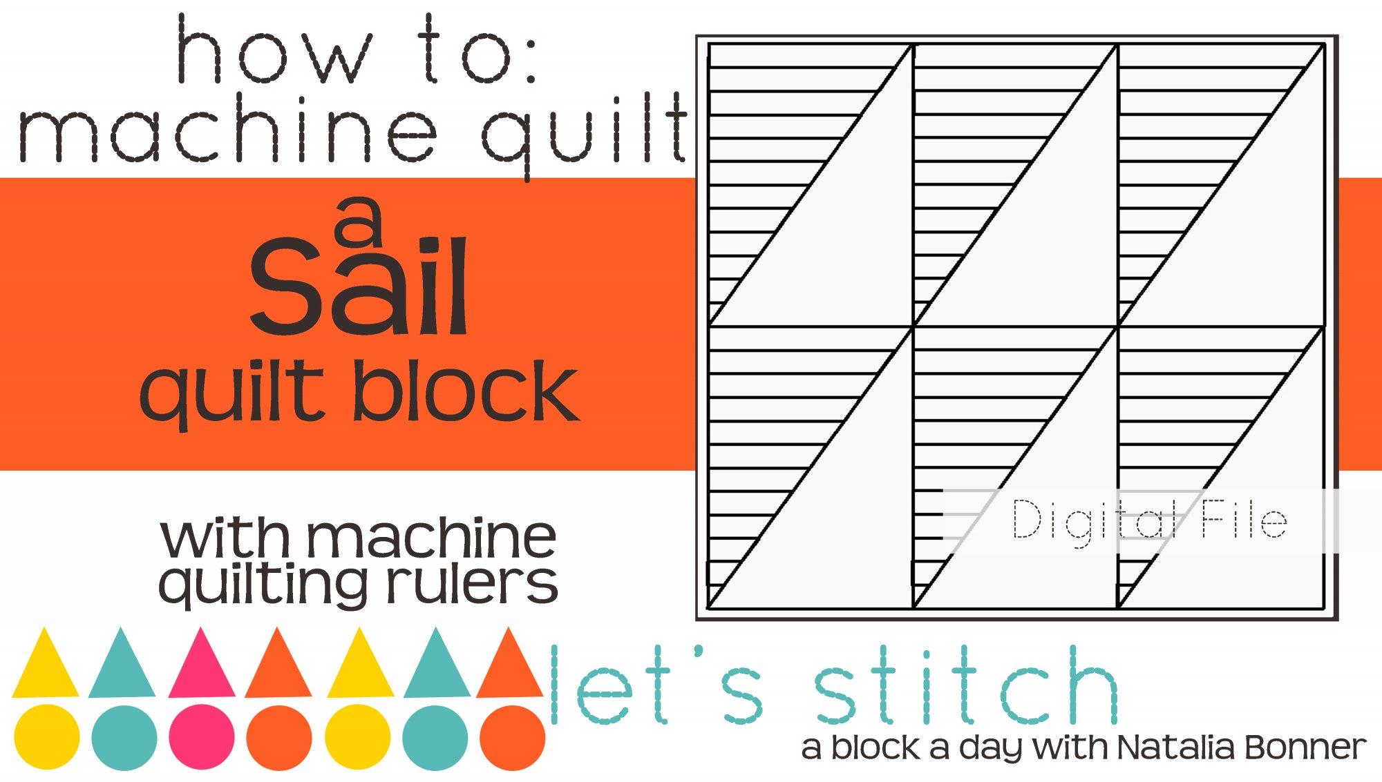 Sail 6 Block - Digital