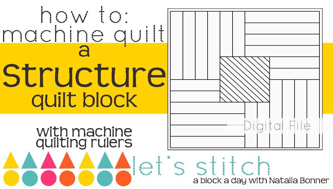 Structure 6 Block - Digital