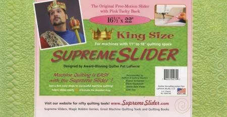 Supreme Slider - King Size