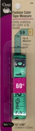 Fashion Color Tape Measure - 60