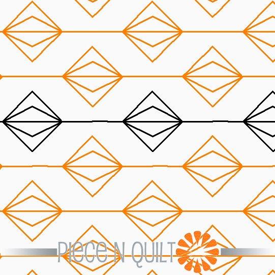 Urban Boxes Pantograph Pattern - Digital