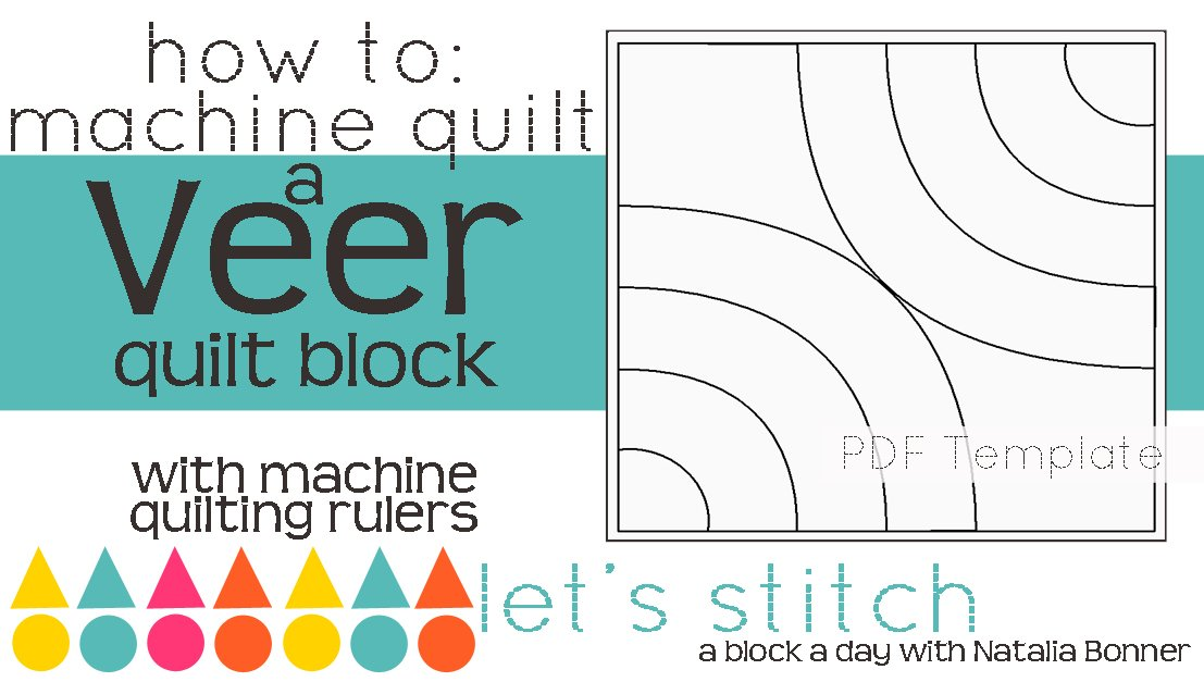 Let's Stitch - A Block a Day With Natalia Bonner - PDF - Veer