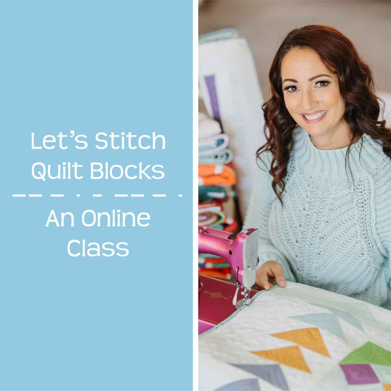 Let's Stitch - Quilt Blocks