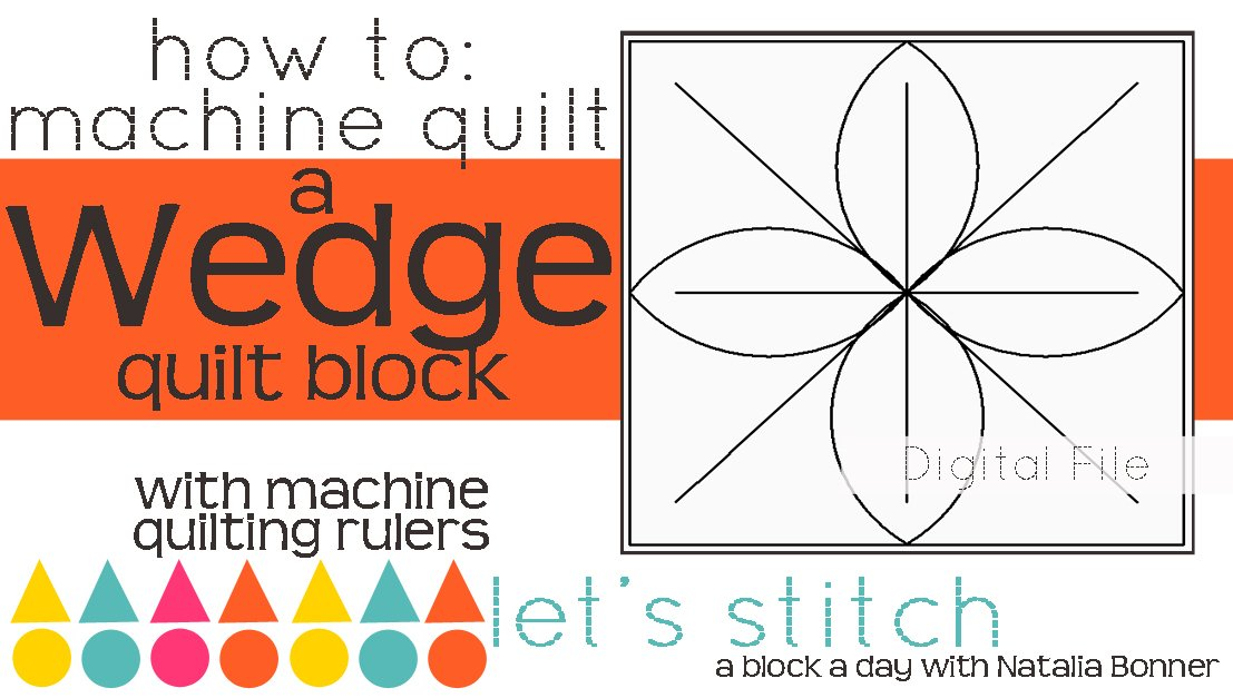 Wedge 6 Block - Digital