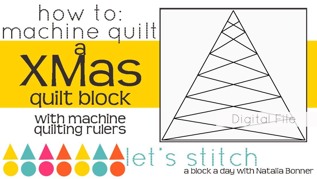 XMas 6 Block - Digital