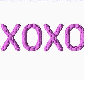 XOXO Embroidery