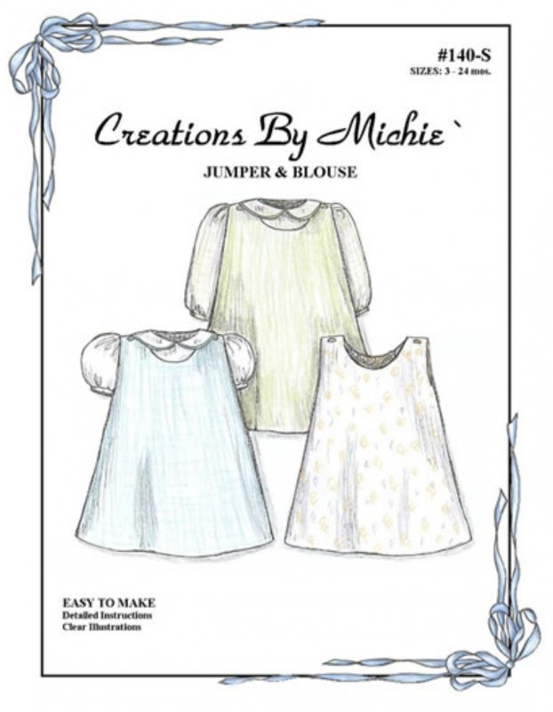 Creations by Michie -  #140L Jumper & Shirt