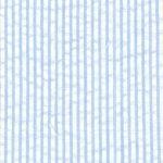 Seersucker - Blue Stripe (Mini)