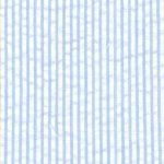 FF Seersucker - Blue Stripe (Mini)