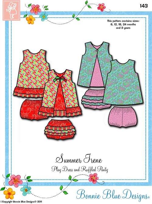 Bonnie Blue - Summer Irene