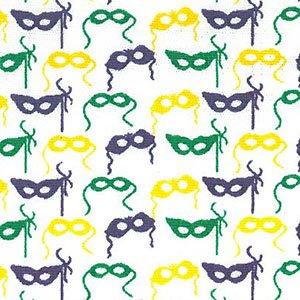 FF Print - Mardi Gras Mini Masks