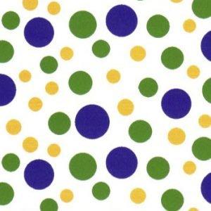 FF Print - Mardi Gras Dots
