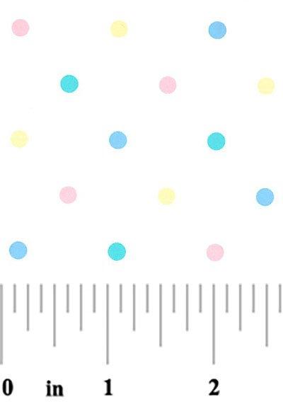 FF Print - 2048 Pastel Polka Dot