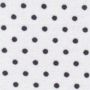 FF Print - Black Dots on White
