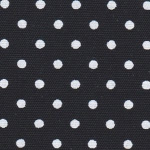 FF Print - White Dots on Black