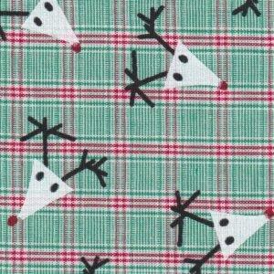 FF Plaid - Reindeer