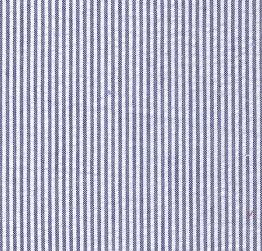 FF Seersucker - Navy Stripe (Mini)