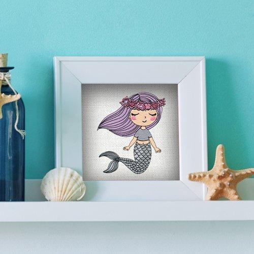 Scissortail Stitches - Mermaid at Heart