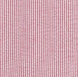FF Seersucker - Red Stripe (Mini)