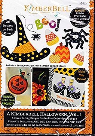 KimberBell - Halloween Vol. 1