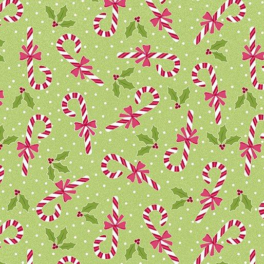 Joy - Candy Canes Lime