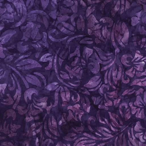Bali Batiks - Orchid Violet
