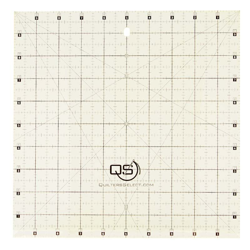 Quilter's Select - 10 x 10 Ruler